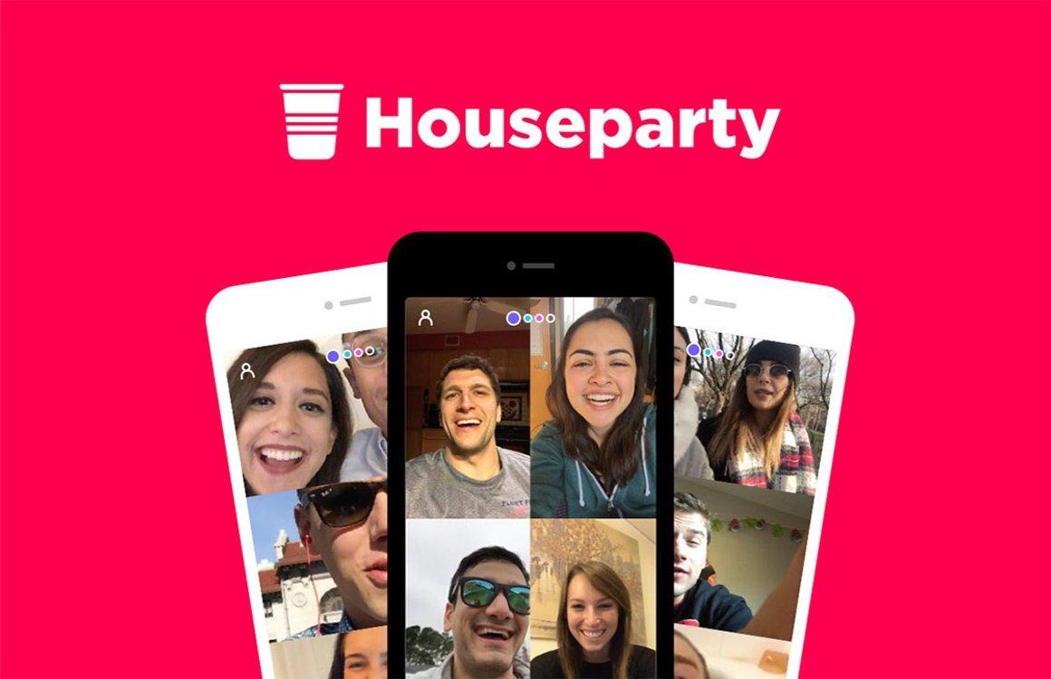 Gebruik de houseparty check tijdens het online bedrijfsuitje