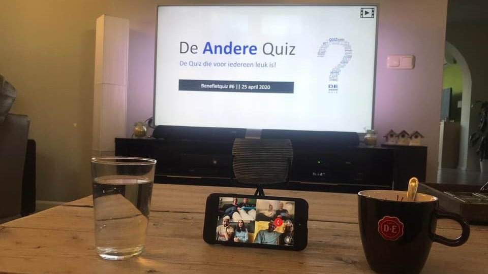 The English pubquiz online with lots of funny movies
