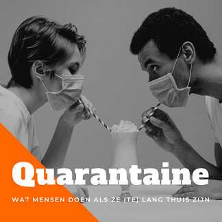 Lockdown en quarantaine quiz