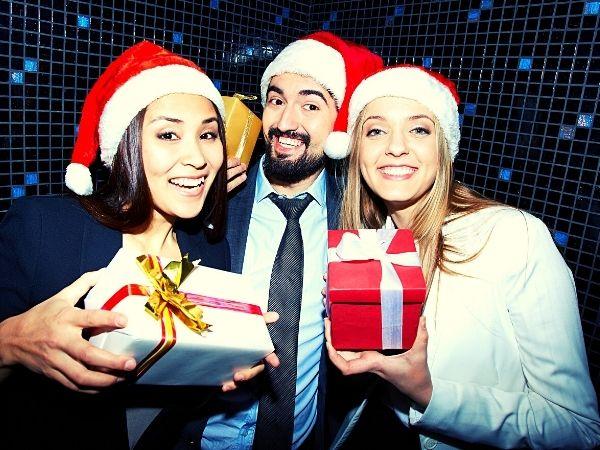Kerstbingo bedrijfsuitje met bingo in kerstsfeer